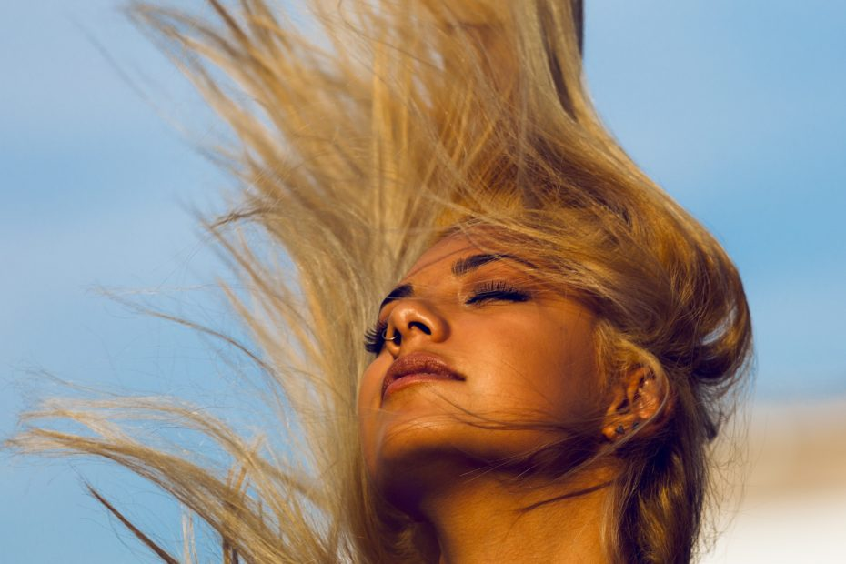 Plastikfreie Haarkur selber machen